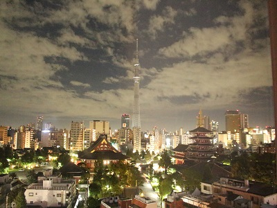 Tokyo Skytree: la torre más alta del mundo