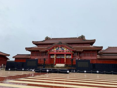 El castillo de Shurijo