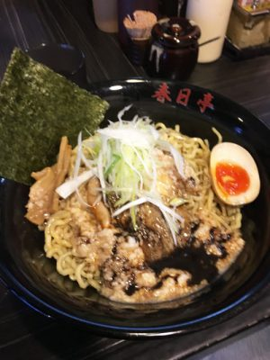 Aburasoba : ramen especial sin sopa