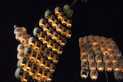 festival de verano en akita