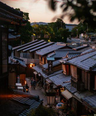Historia de Kioto