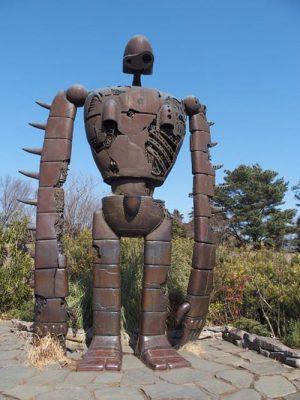 Estudio Ghibli y su museo en Mitaka, Tokio
