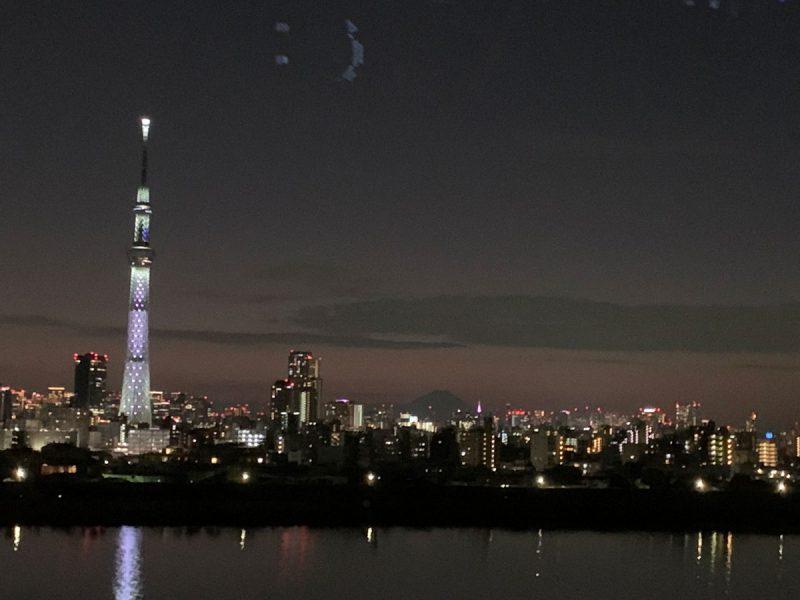 la torre de skytree