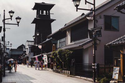 Santuario Kumano en Kawagoe