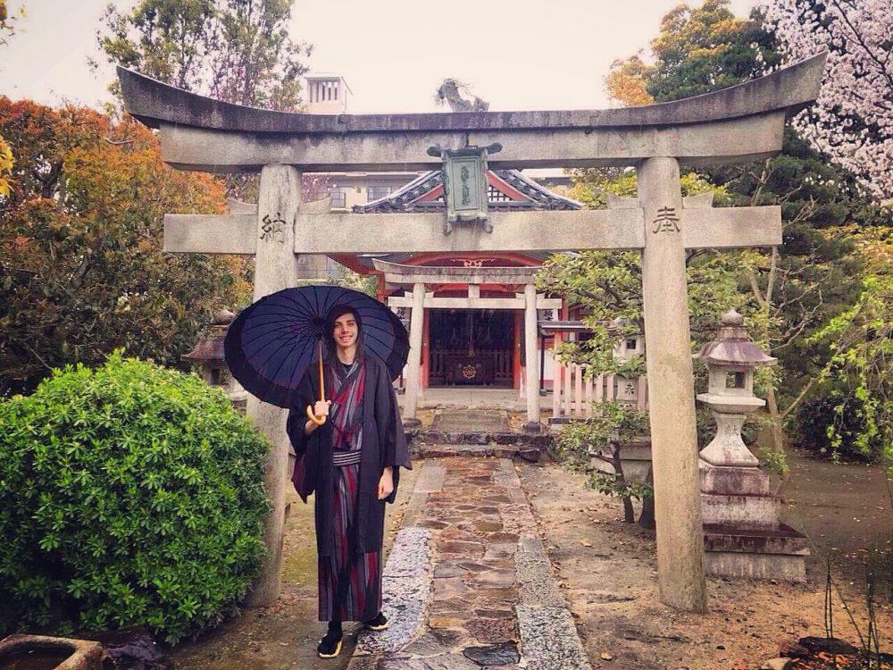 puerta de templo