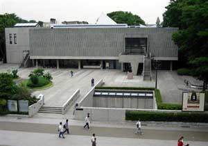 Museo Nacional de Arte Occidental.