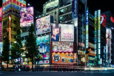 Anime de Japón