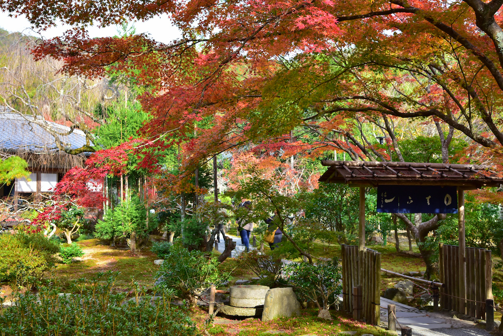 Ryoan-ji, Kioto