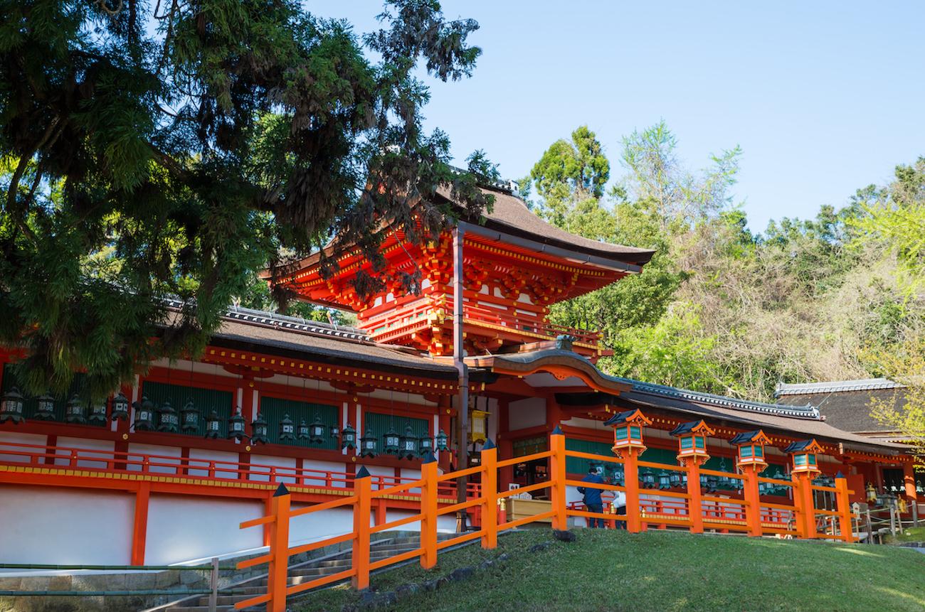 Todaiji en Nara
