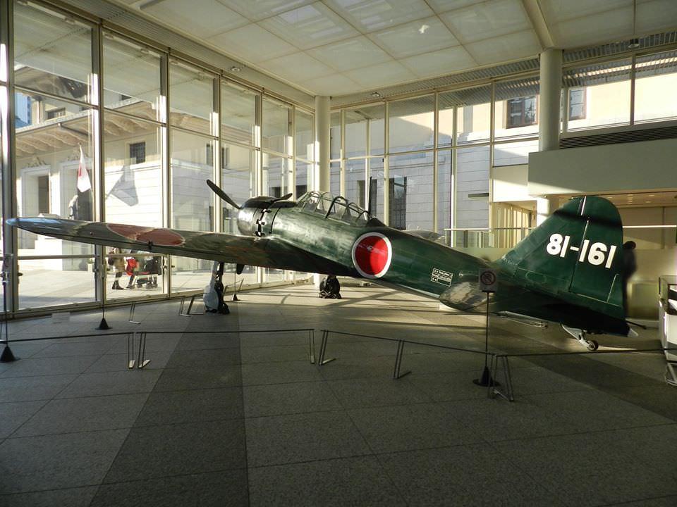Yushukan, el museo de guerra
