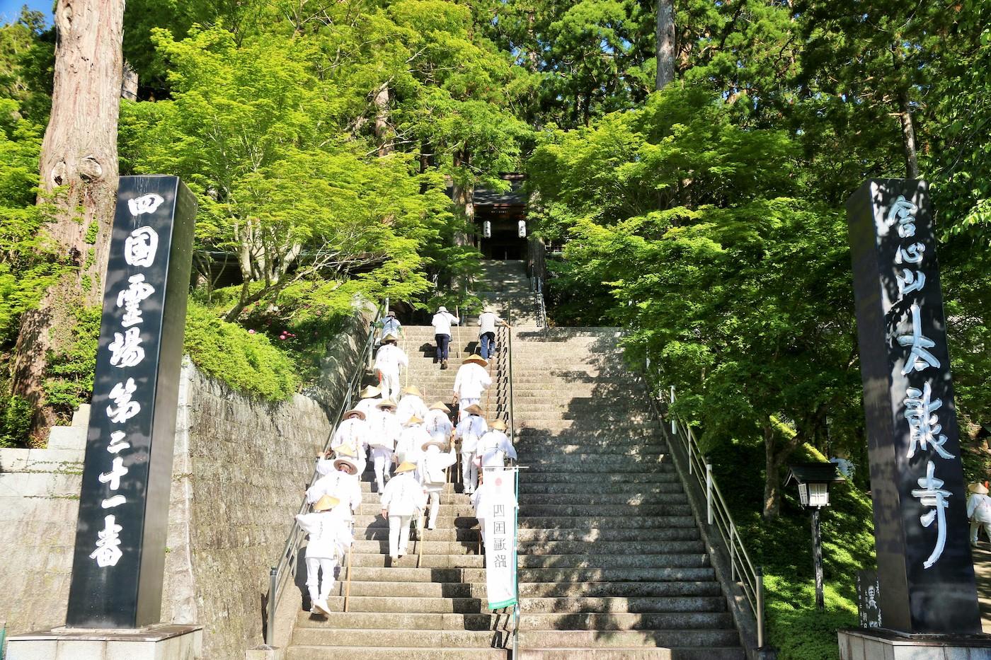 La isla de Shikoku