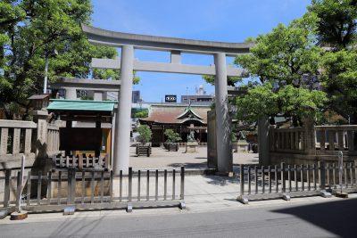 Santuario Imamiya Ebisu