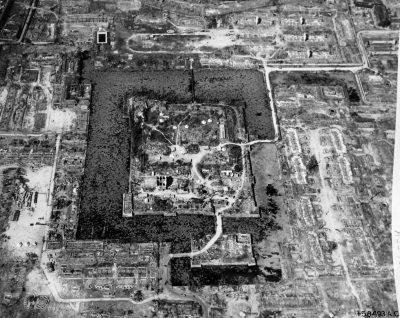 Hiroshima-jo (Castillo de Hiroshima)