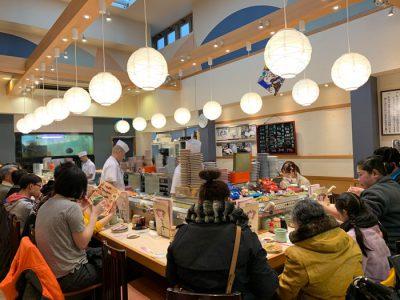 Viaje virtual a Japón : Comidas japonesas
