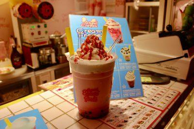 Gastronomia especial de Harajuku: Tapioca y Crepes