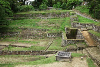 Ruinas del castillo de Kanayama