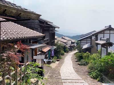 La Ruta de Nakasendo y la Antigua Villa Postal 5 días