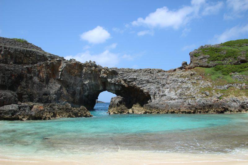 la isla de ogasawara