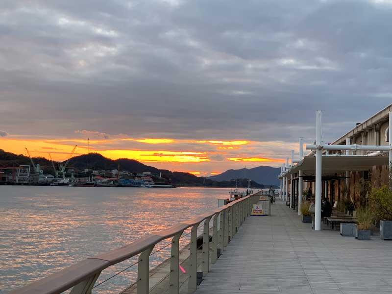 Onomichi setouchi view